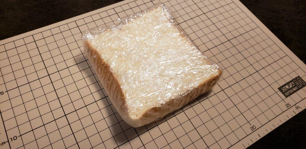 冷凍保管用パン