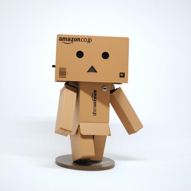 Amazonマスコット